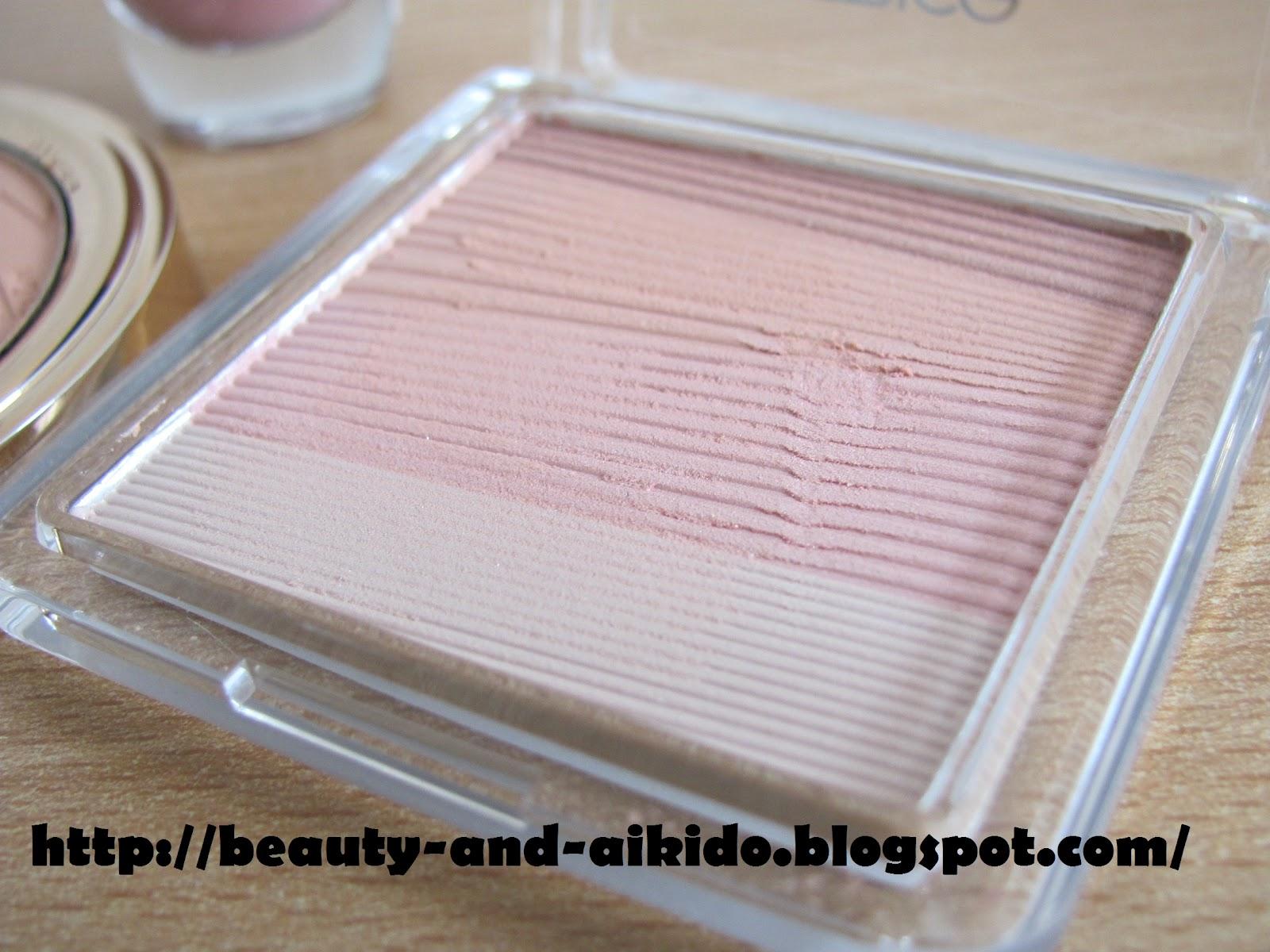 Catrice multi color blush dress